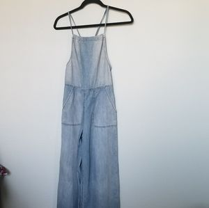 Free People size 4 overalls / jumpsuit